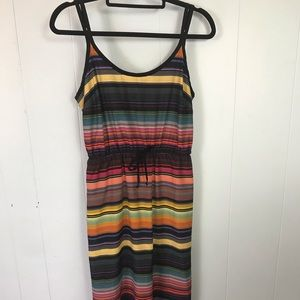 Athleta Multicolor Dress *HAS POCKETS*